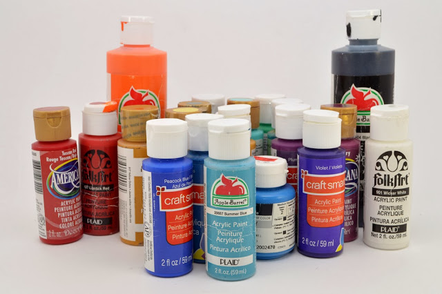 Acrylic Paint Supplies Philippines