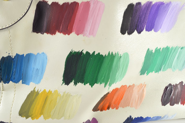 Diy Paint Palette Purse Chanel Inspired Wild Amor