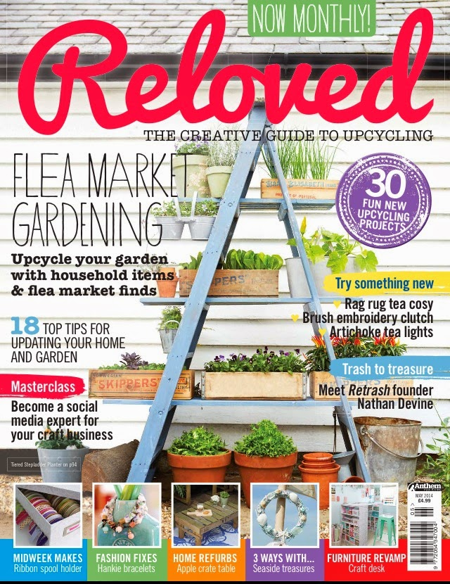Press: Reloved Magazine