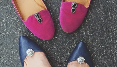 eHow Reusable Shoe Clips