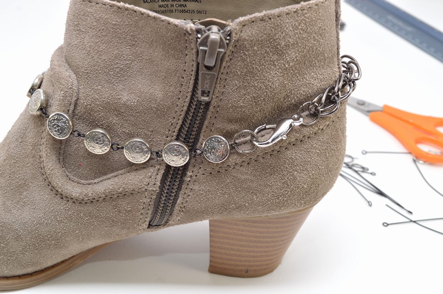Chain Boot Harnesses