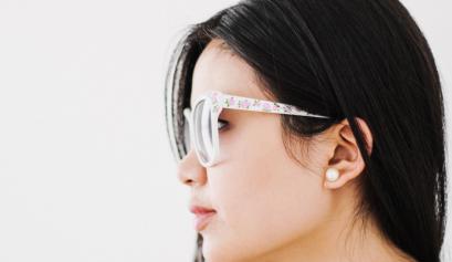 Brit + Co: Floral Sunglasses