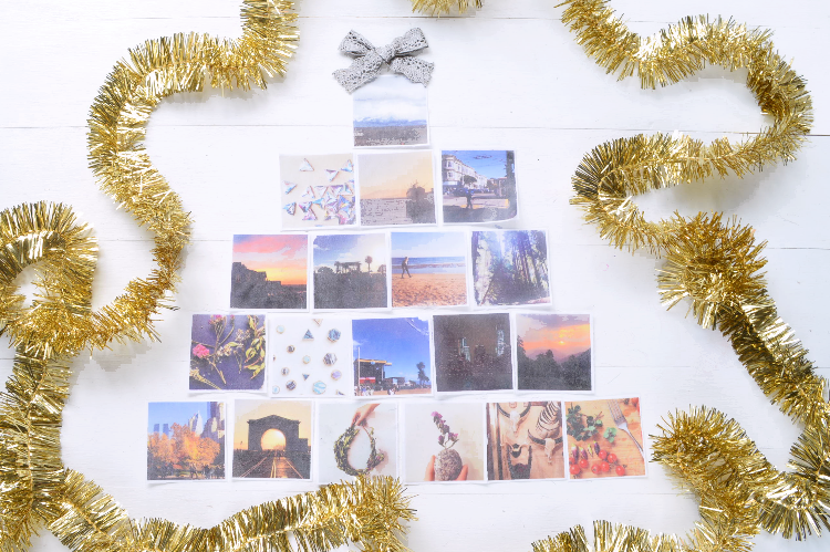 Crafty with Canon: Instagram Christmas Tree