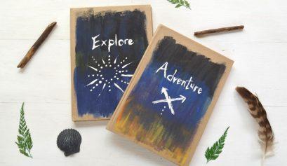 Darice DIY: Travel Memory Journals