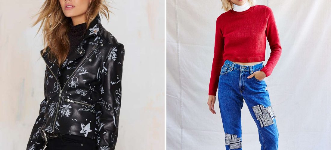 Get Inspired: Nasty Gal and Urban Outfitters