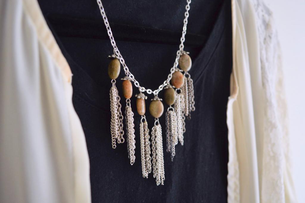 Darice DIY: Tassel Chain Necklace