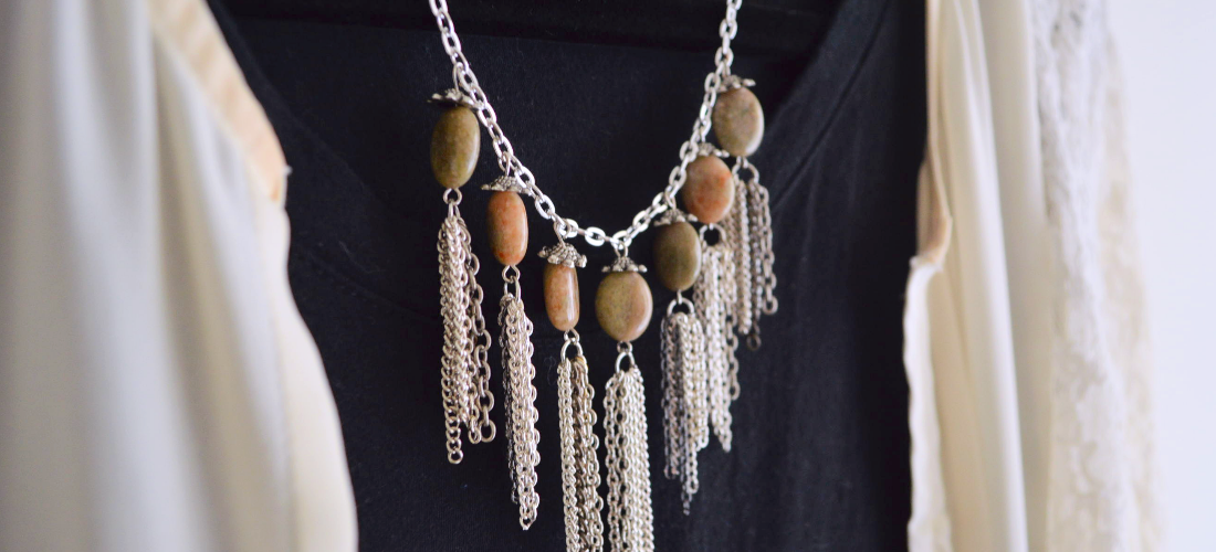 Darice DIY: Tassel Chain Necklace