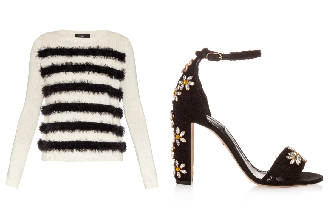 Get Inspired: Weekend Max Mara and Dolce & Gabanna