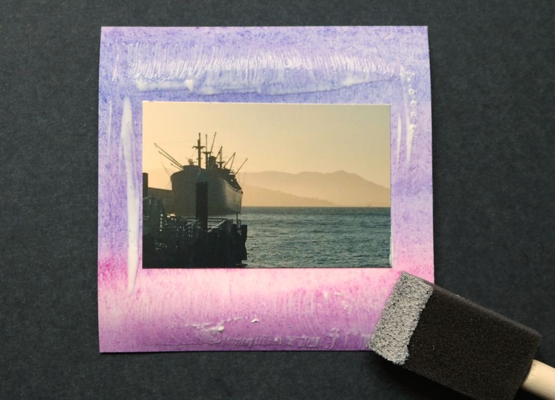 Crafty with Canon: DIY Glass Coasters