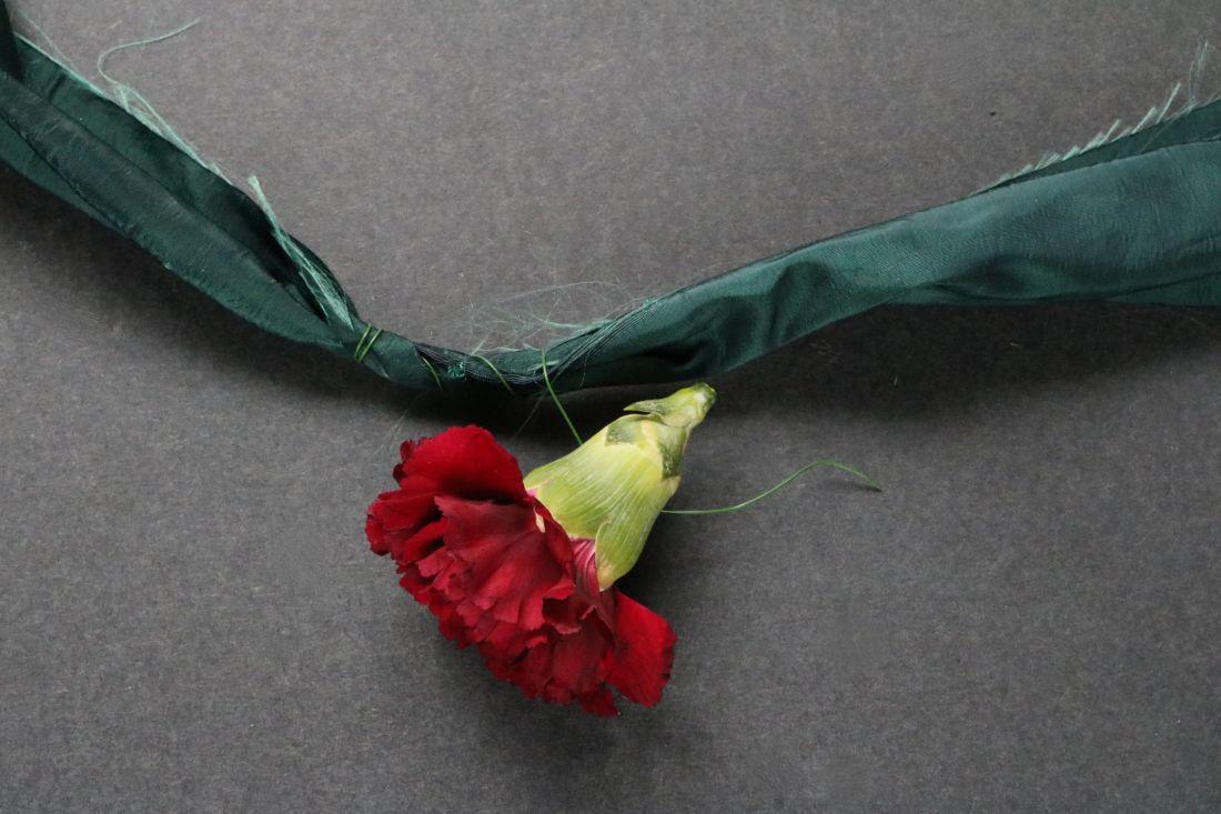 Festival DIY: Flower Anklet