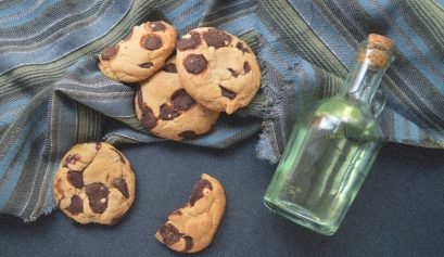 Recipe: Sunflower Oil Chocolate Chip Cookies