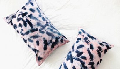 We Heart This: Watercolor Pillows