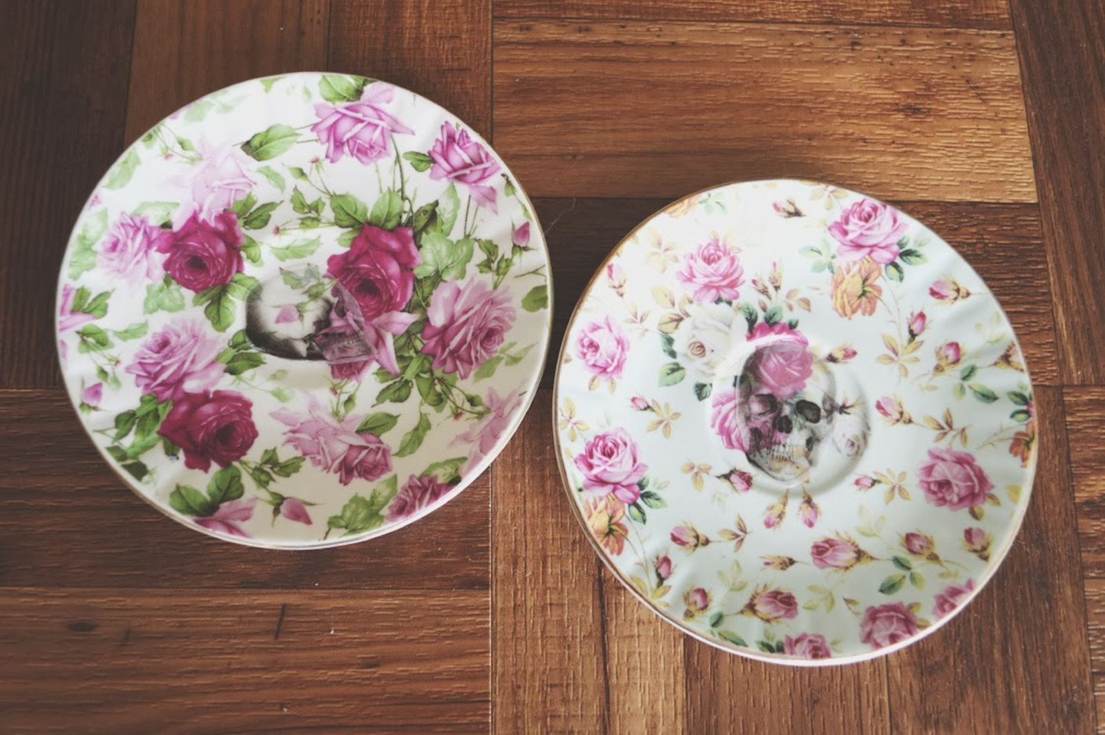 DIY: Vintage Photo Plates