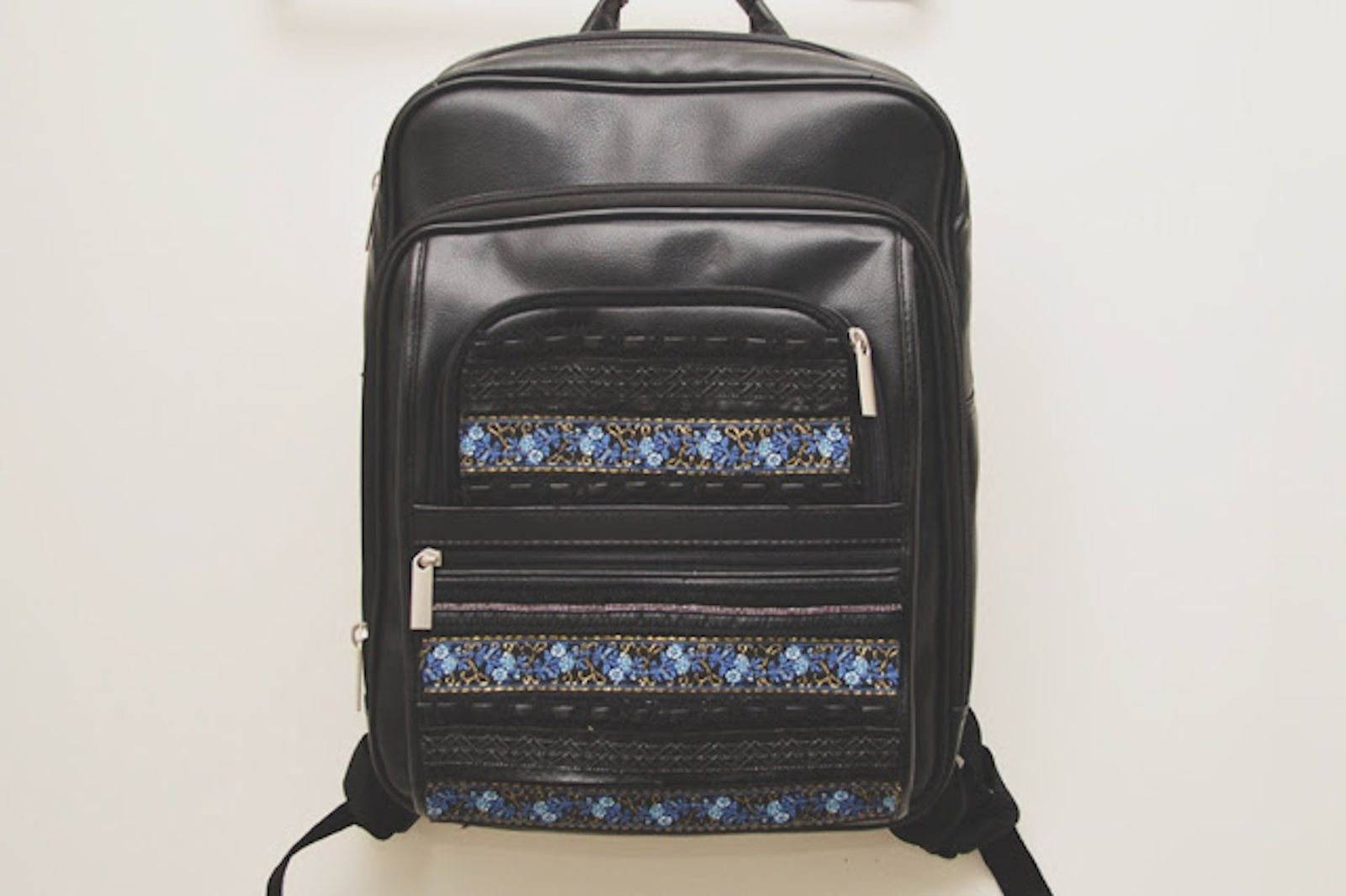 DIY: Embellished Backpack