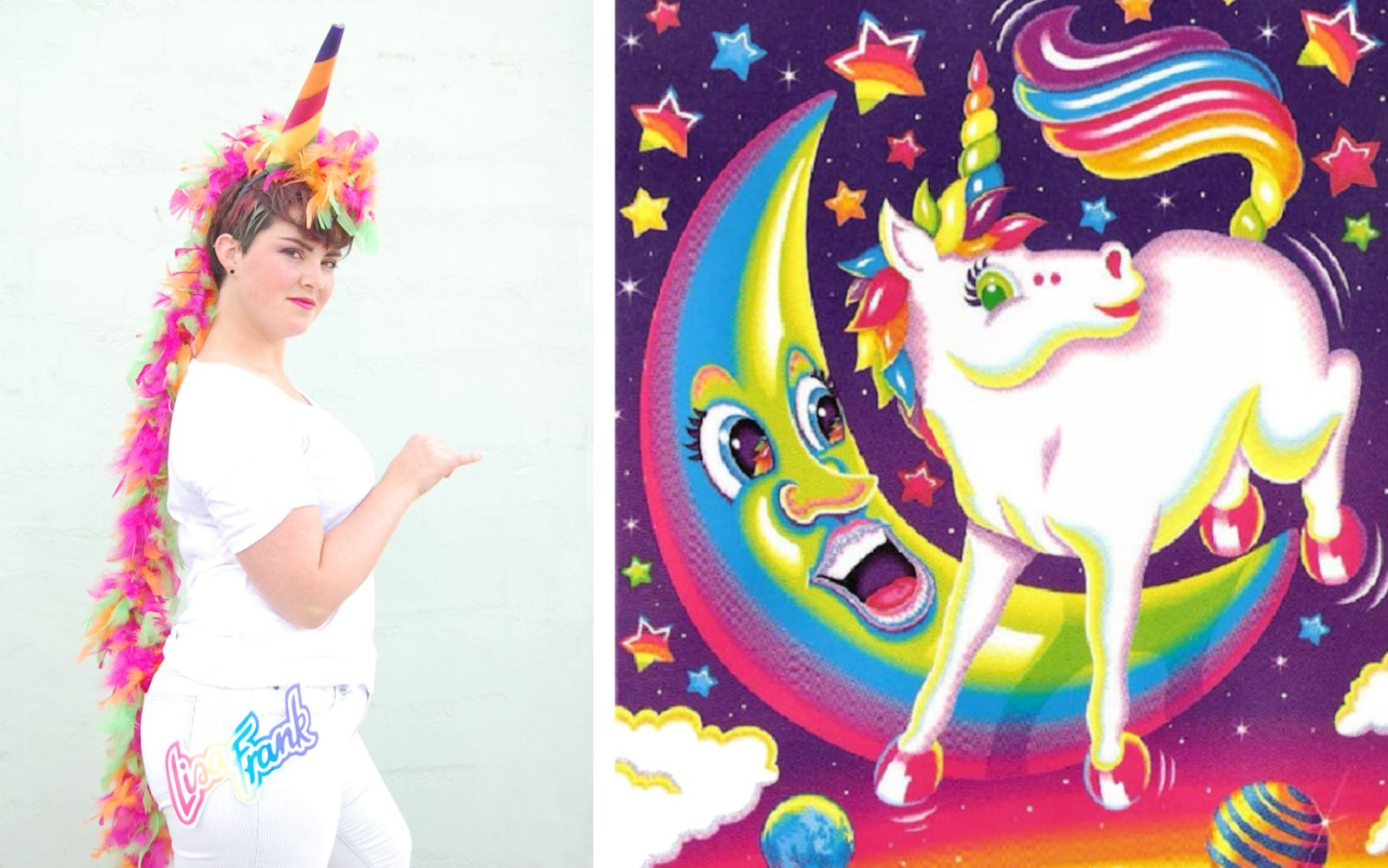 Unicorn Party Supplies For Kids