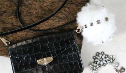 Darice: Stud and Fur Pom Pom Key Chain DIY