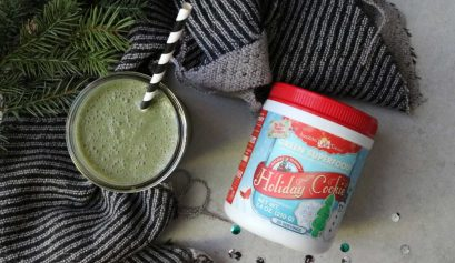 Recipe: Holiday Cookie Green Smoothie
