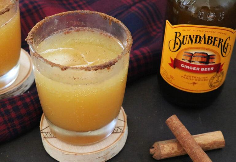 Fizzy Apple Ginger Whiskey