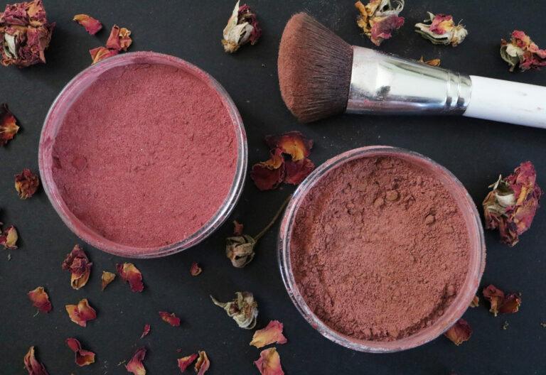 Beet Powder Blush DIY